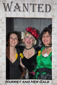 The gals of the Deadwood Saloon